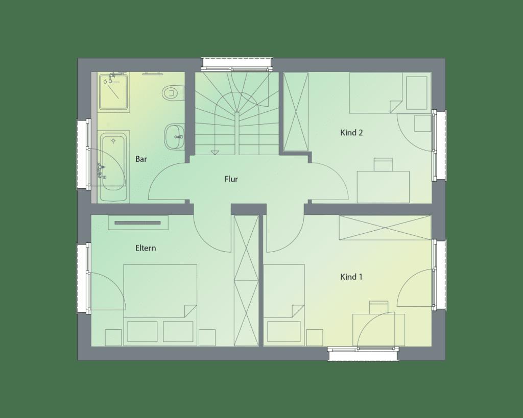 4.1-Obergeschoss-Variante-1